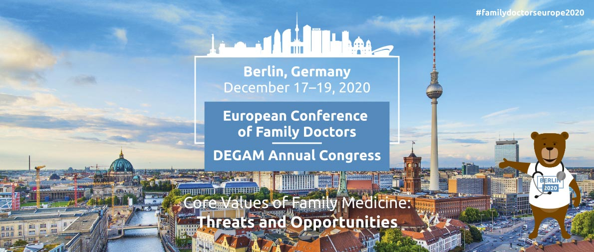 25th Wonca Europe Conference