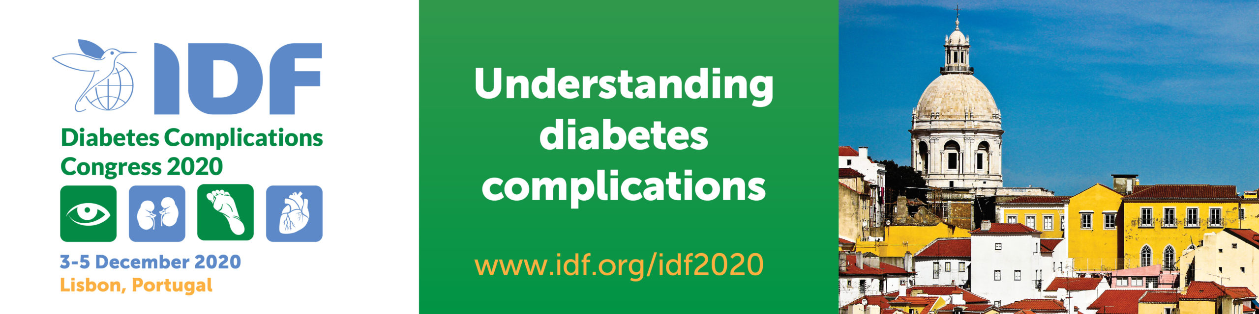 IDF Diabetes Complications Congress 2020 Lisbon brief