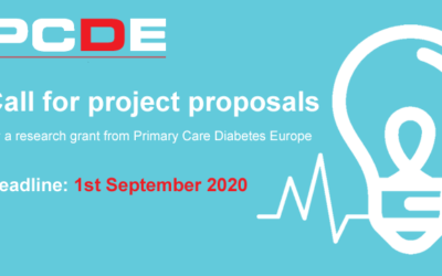 Call for project proposals- PCDE RESEARCH GRANT 2020