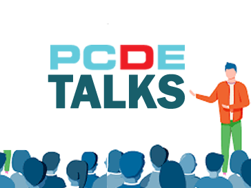 PCDE Talks – upcoming dates